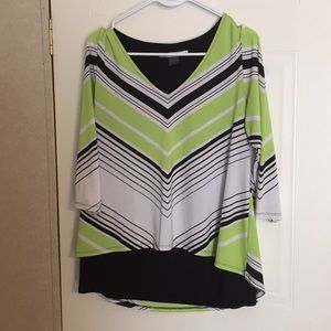 Excellent condition Nygard Petite blouse